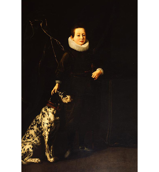 Portrait of Young Francesco de' Medici