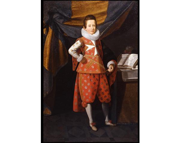 Portrait of Young Giovan Carlo de' Medici
