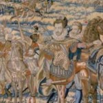 The Combat Valois Tapestries