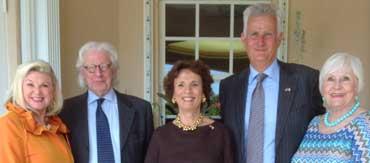Italian Consul General Italy Miami Friends of the Uffizi Gallery