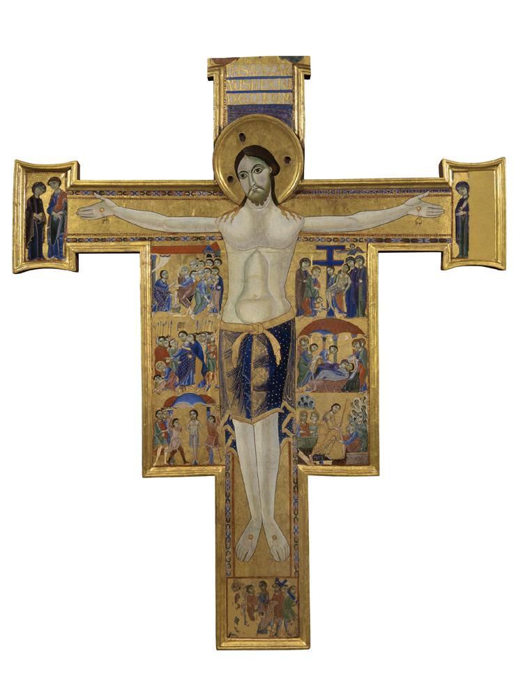 Maestro della Croce 432 Galleria degli Uffizi