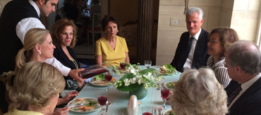 Friends of the Uffizi Gallery 2014 Annual Luncheon and Meeting