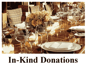 In-Kind-Donations