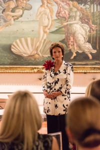 Friends of the Uffizi Gallery President