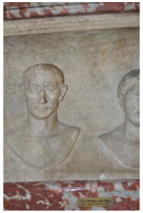 Funerary Relief - Husband and Wife