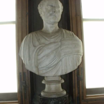 carneades bust uffizi gallery
