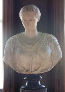 plautilla bust uffizi gallery