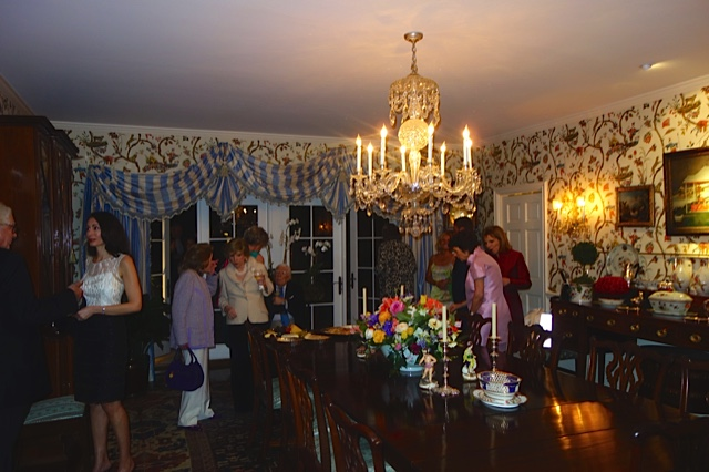 2015 Annual Cocktail Party
