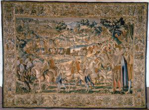 Tapestry 3 Viaggio di corte Valois