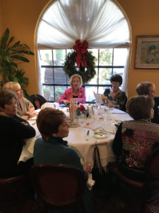 LECTURE & LUNCHEON FUNDRAISER