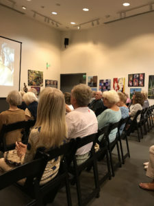 LECTURE SERIES: ART CONVERSATIONS XI
